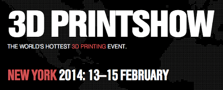 3D Printshow New York 2014
